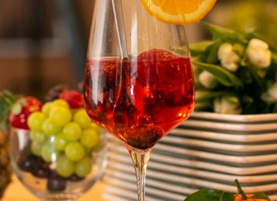 Cocktails für schöne Abende.